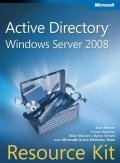 Active Directory Windows Server 2008 Resource Kit